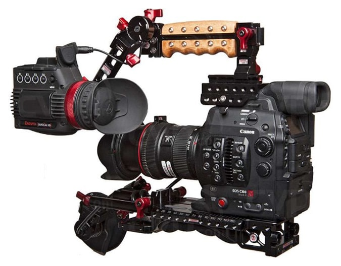 Canon C-300 Mark II
